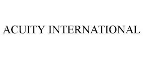 ACUITY INTERNATIONAL