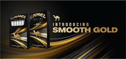 CAMEL SMOOTH GOLD TURKISH & DOMESTIC BLEND CAMEL SMOOTH GOLD NINETY 99 NINES TURKISH & DOMESTIC BLEND INTRODUCING SMOOTH GOLD