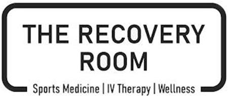 THE RECOVERY ROOM SPORTS MEDICINE | IV THERAPY | WELLNESS