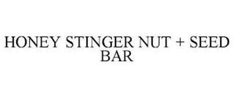 HONEY STINGER NUT + SEED BAR