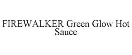 FIREWALKER GREEN GLOW HOT SAUCE