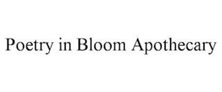 POETRY IN BLOOM APOTHECARY