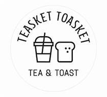 TEASKET TOASKET TEA & TOAST
