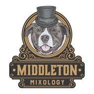 MIDDLETON MIXOLOGY SMOKETOP