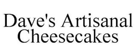 DAVE'S ARTISANAL CHEESECAKES