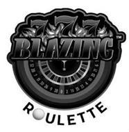 777 BLAZING ROULETTE