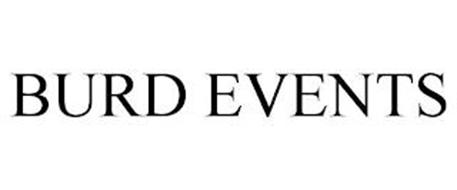BURD EVENTS