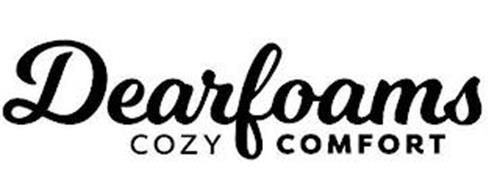DEARFOAMS COZY COMFORT