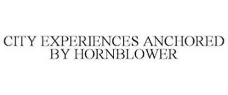 CITY EXPERIENCES ANCHORED BY HORNBLOWER