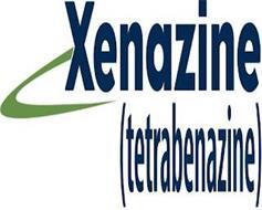 XENAZINE (TETRABENAZINE)