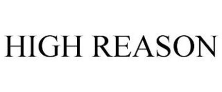HIGH REASON