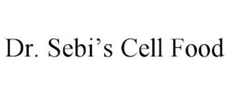 DR. SEBI'S CELL FOOD