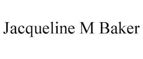 JACQUELINE M BAKER
