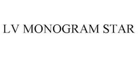 LV MONOGRAM STAR