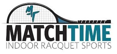 MT MATCH TIME INDOOR RACQUET SPORTS