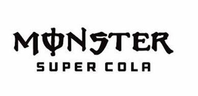 MONSTER SUPER COLA