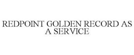 REDPOINT GOLDEN RECORD AS A SERVICE