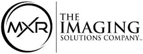 MXR THE IMAGING SOLUTIONS COMPANY