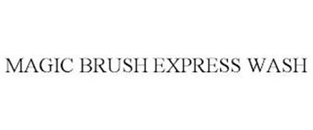 MAGIC BRUSH EXPRESS WASH