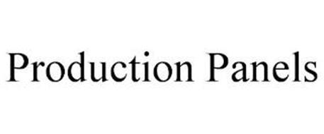 PRODUCTION PANELS