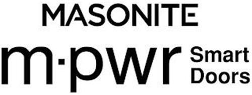 MASONITE M-PWR SMART DOORS