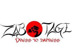 ZABOTAGE DRESS TO IMPRESS