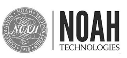 NOAH NOAH TECHNOLOGIES CORPORATION 1978 NOAH TECHNOLOGIES
