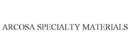 ARCOSA SPECIALTY MATERIALS
