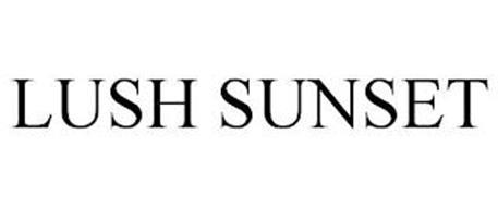 LUSH SUNSET