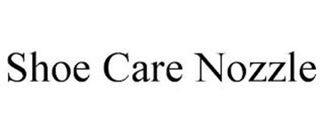 SHOE CARE NOZZLE