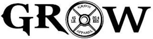 GR W, APPAREL, LB., KGS, GROW