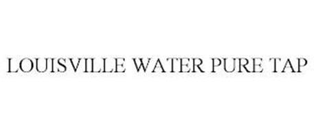 LOUISVILLE WATER PURE TAP