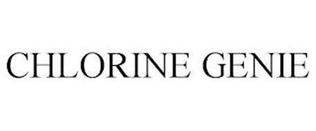 CHLORINE GENIE