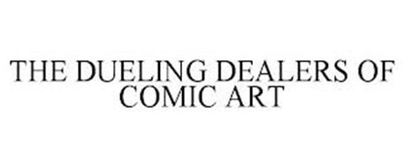 THE DUELING DEALERS OF COMIC ART