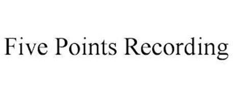 FIVE POINTS RECORDING