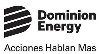 DOMINION ENERGY ACCIONES HABLAN MAS