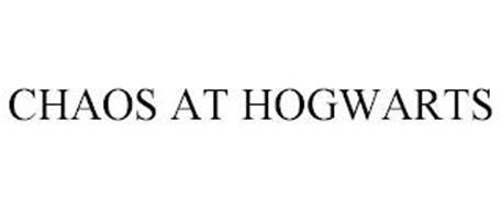 CHAOS AT HOGWARTS