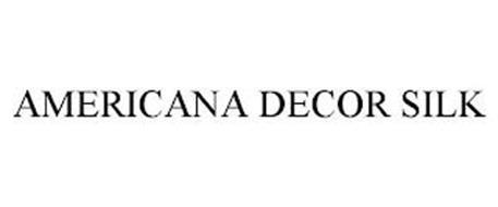 AMERICANA DECOR SILK