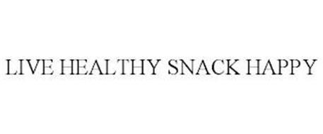 LIVE HEALTHY SNACK HAPPY