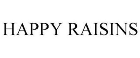 HAPPY RAISINS