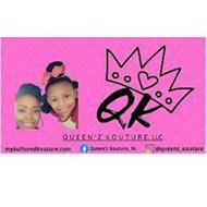 QK QUEEN'Z KOUTURE.LLC MYKULTUREDKOUTURE.COM @QUEEN_KOUTURE