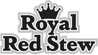 ROYAL RED STEW