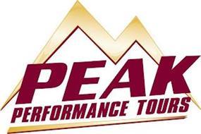 PEAK PERFORMANCE TOURS