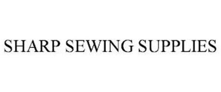 SHARP SEWING SUPPLIES