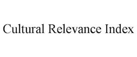 CULTURAL RELEVANCE INDEX