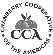 CCA CRANBERRY COOPERATIVE OF THE AMERICAS