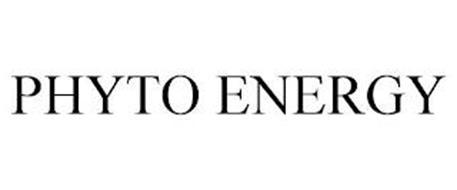 PHYTO ENERGY