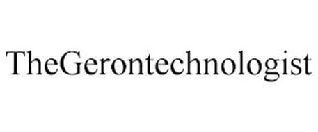 THEGERONTECHNOLOGIST