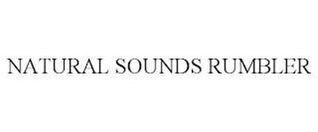NATURAL SOUNDS RUMBLER