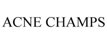 ACNE CHAMPS